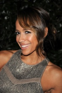 Dania Ramirez at Twilight premiere in 2011