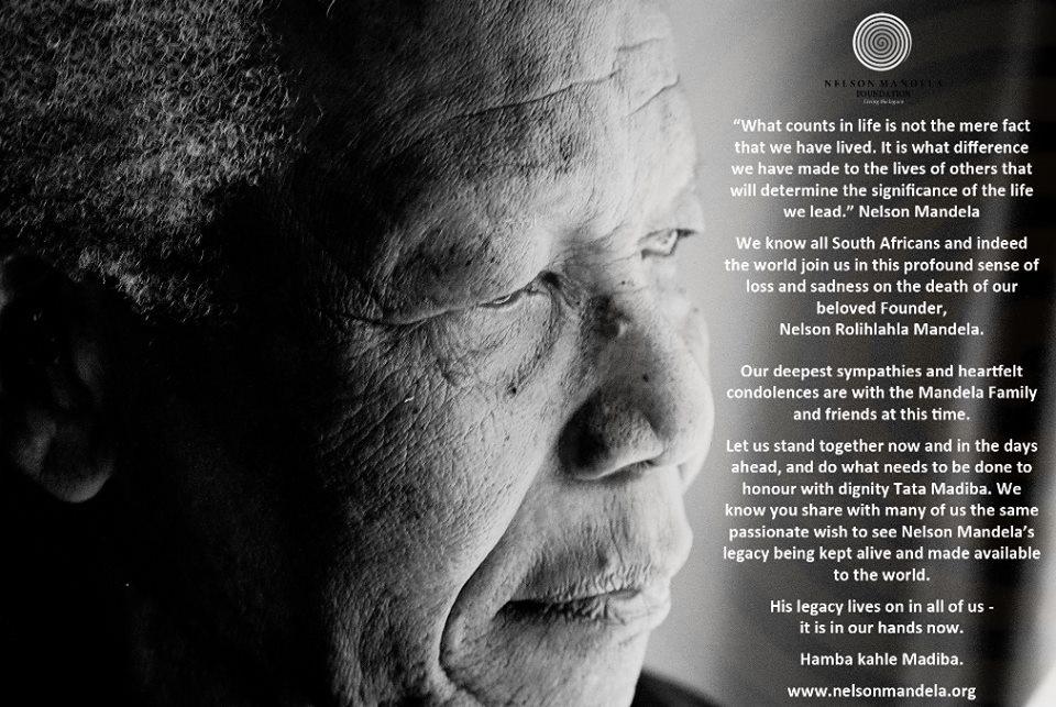 (Image: Nelson Mandela Foundation)