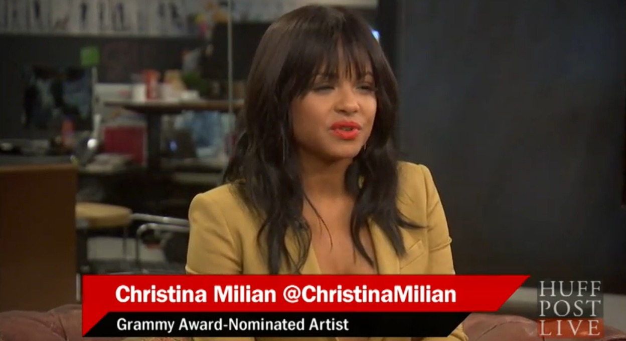 christina-milian-afro-latina-identity-huffpost-live