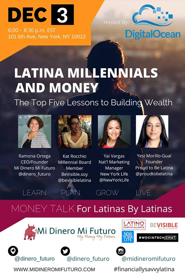 Ain't I Latina? - Mi Dinero Mi Futuro Hosts Much-Needed