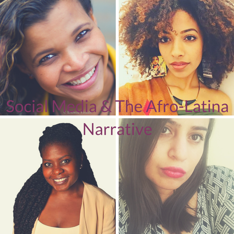 Social Media & The Afro-Latina Narrative Header-AintILatina.com